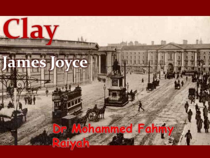 ClayJames Joyce      Dr Mohammed Fahmy      Raiyah