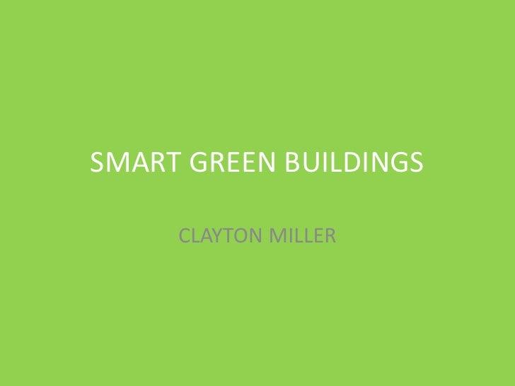 BarCamp Singapore 5 - Smart Green Buildlings