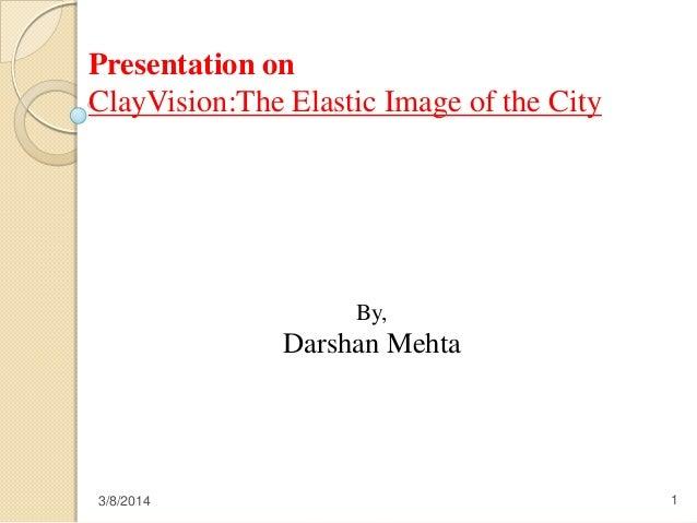 Clayvision-Yuichiro Takeuchi and Ken Perlin-Works