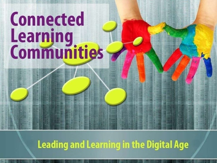 Living and Learning in aGlobal CommunityInnovative Schools VirtualUniversity