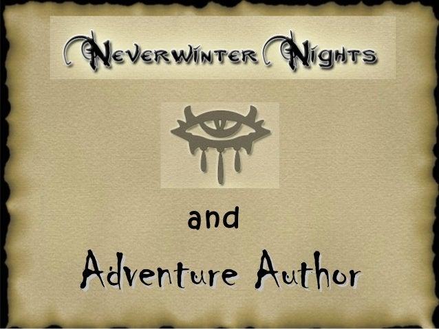andAdventure Author