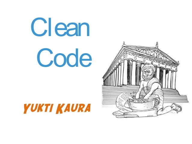 Clean code - Agile Software Craftsmanship