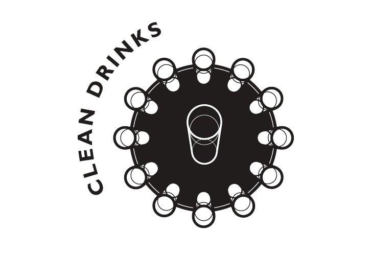 Concept TreFoil en Wij Zijn Koel hebben de community CleanDrinks.com en het evenement CleanDrinks opgezet. Het doel is om ...