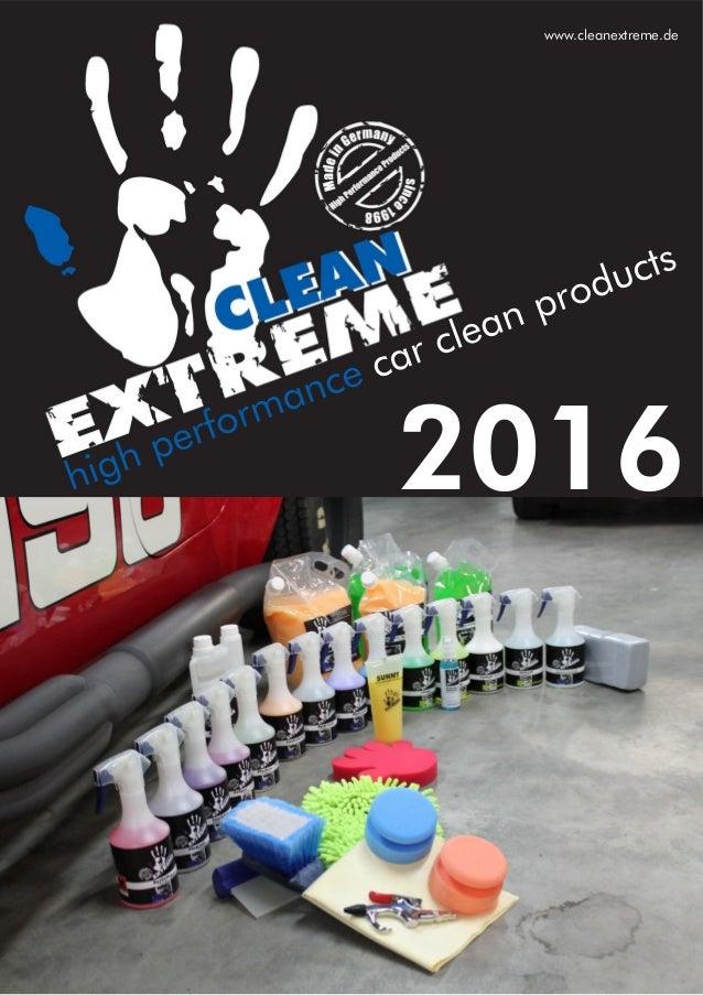 2016 www.cleanextreme.de