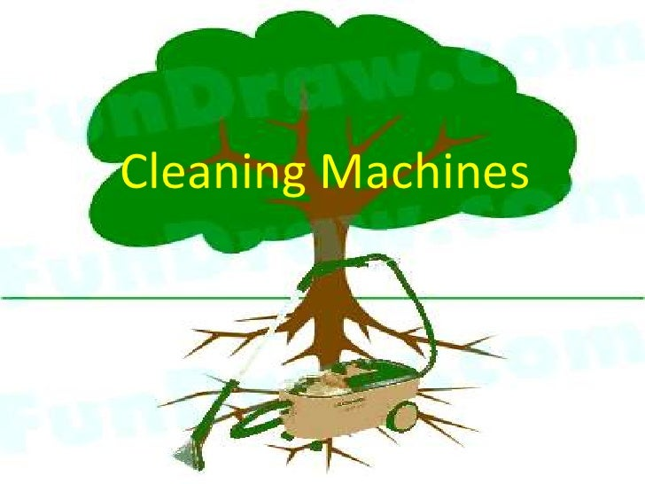 Cleaning Machines<br />