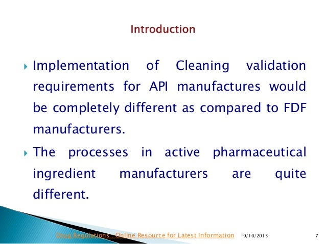 acceptance limits for api Wätzig, ermer: consensus paper acceptance limits 1 establishing specification acceptance limits consensus paper of the working group drug quality control.