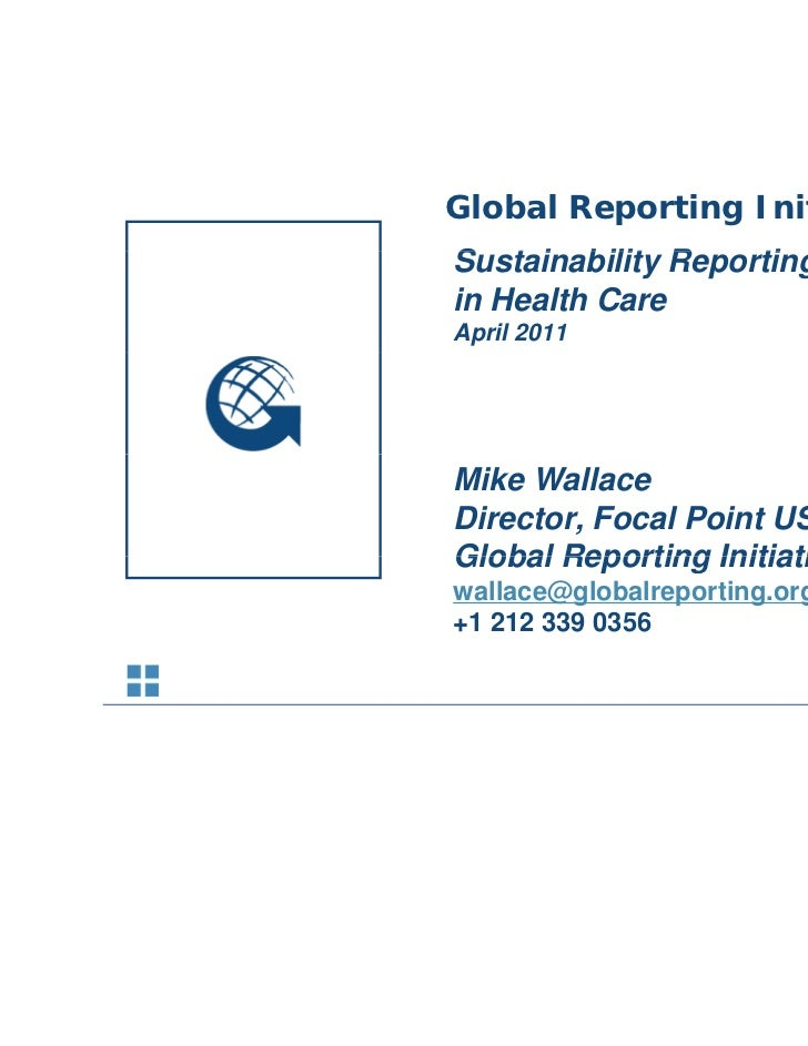 Sustainability Reporting Trends            Global Reporting Initiative            Sustainability R            S t i bilit ...
