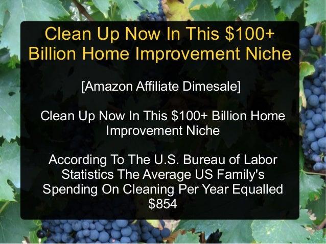 Clean Up Now In This $100+ Billion Home Improvement Niche