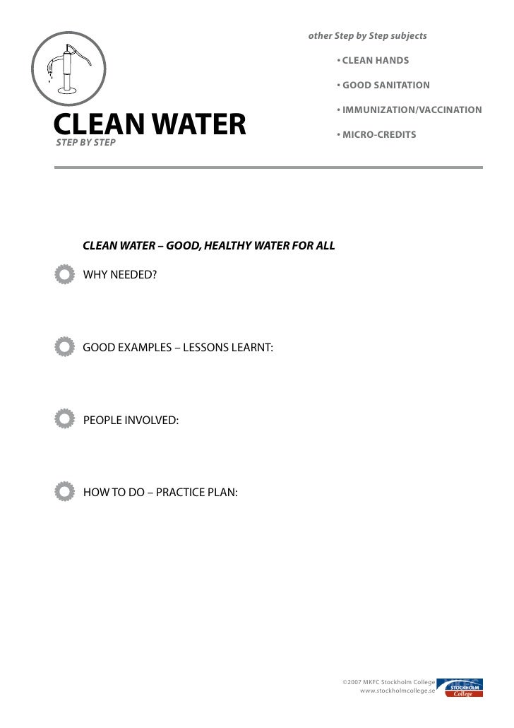 other Step by Step subjects                                                   • CLEAN HANDS                               ...