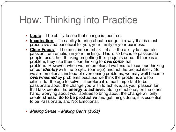 Critical Thinking | SkillsYouNeed