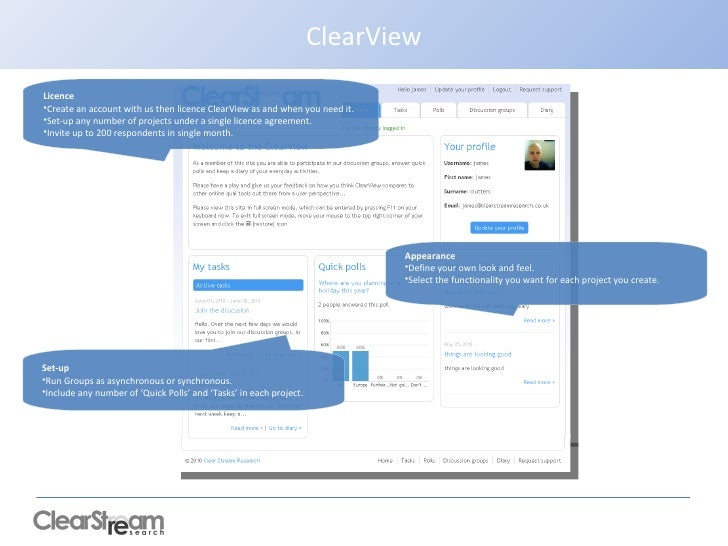 Clear View For Website