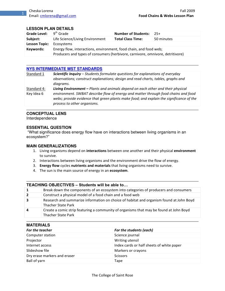 Cl sample constructivist lesson plan for Constructivist lesson plan template