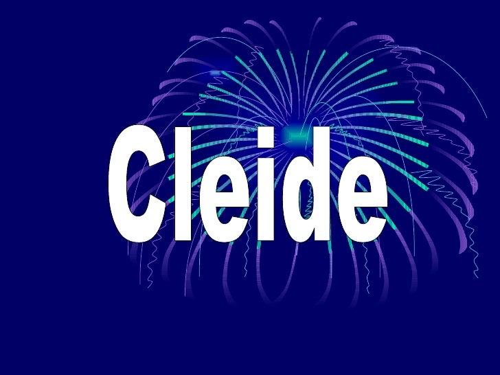 Cleide