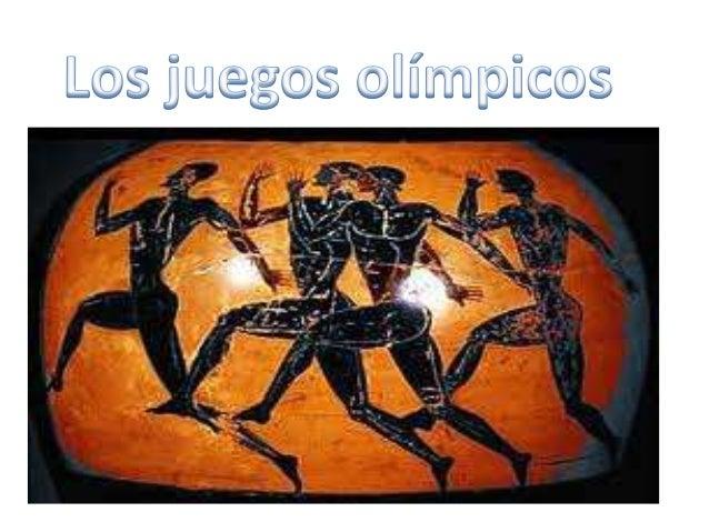  Las competencias de la antigua Grecia comenzaron hace  2.800 años, en el 776 a.C. Los primeros Juegos eran muy distinto...