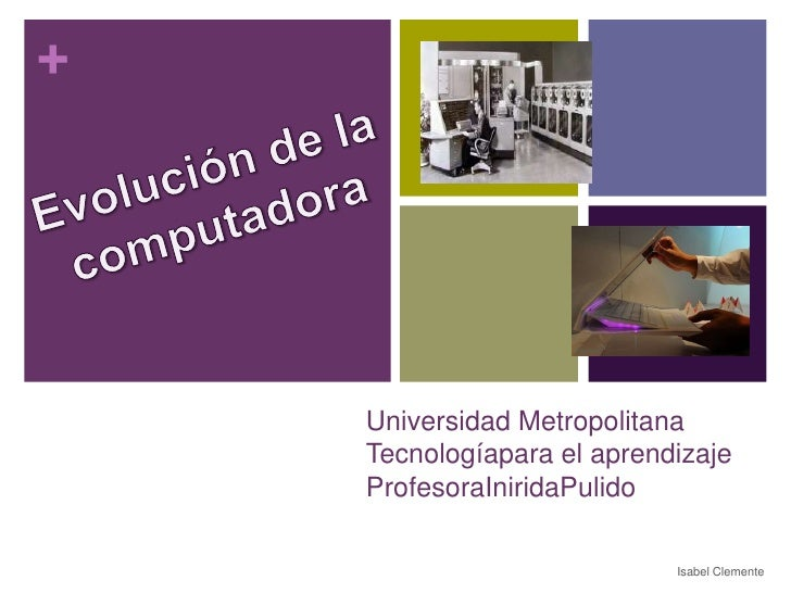 +         Universidad Metropolitana     Tecnologíapara el aprendizaje     ProfesoraIniridaPulido                          ...