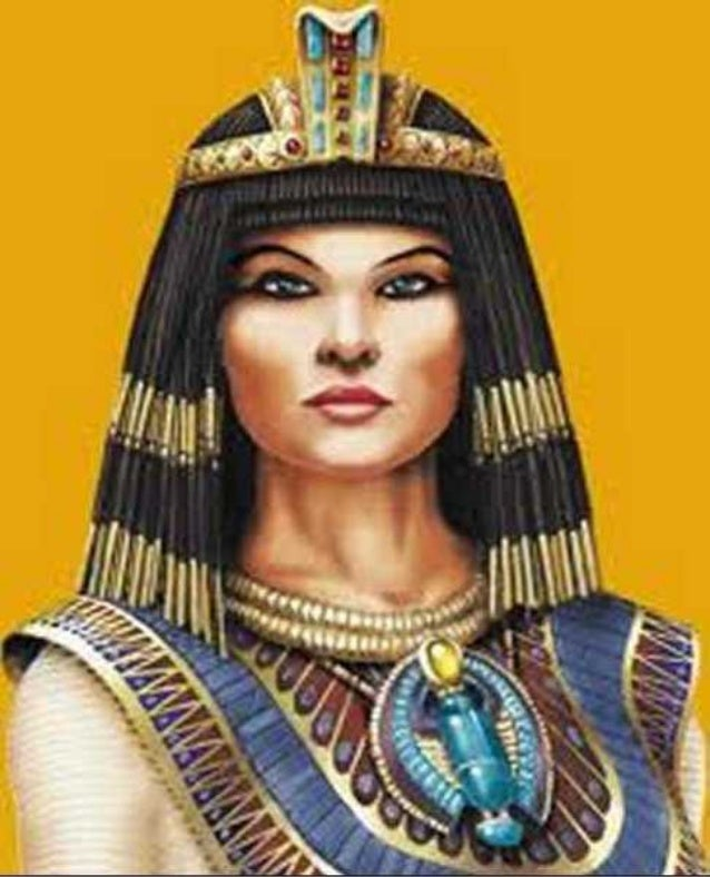 Cleopatra...Queen of Egypt