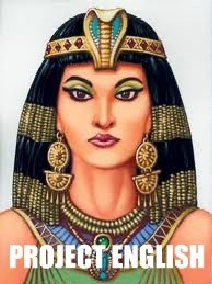 Cleopatra, by Alexandra, Maria, Noelia and Maya