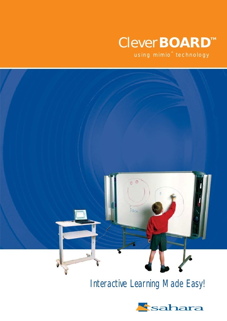Cleverboard Brochure
