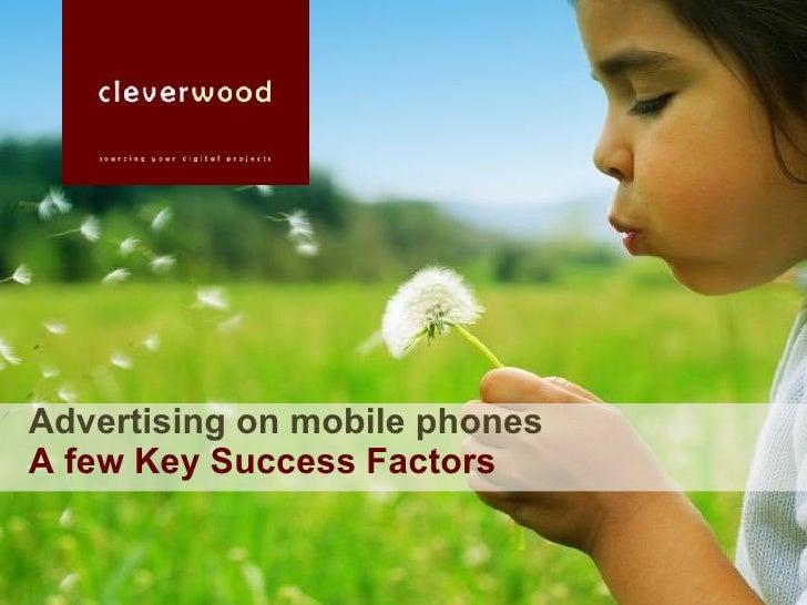 Mobile Monday: Key role of Platforms