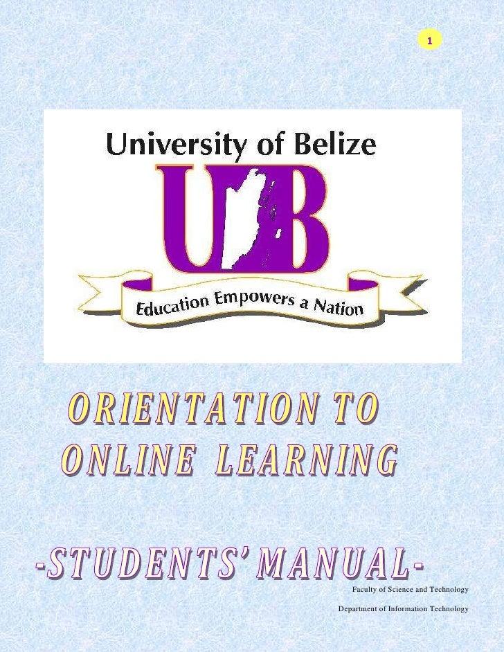 click me - University of Belize Online Campus