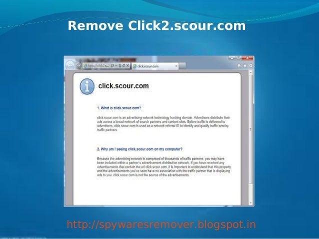 Delete Click2.scour.com - Easy Guidelines