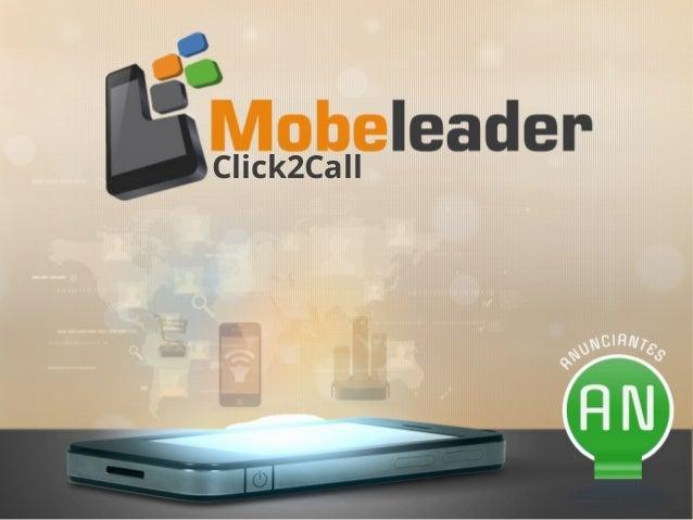Mobeleader- Click2Call Mobile