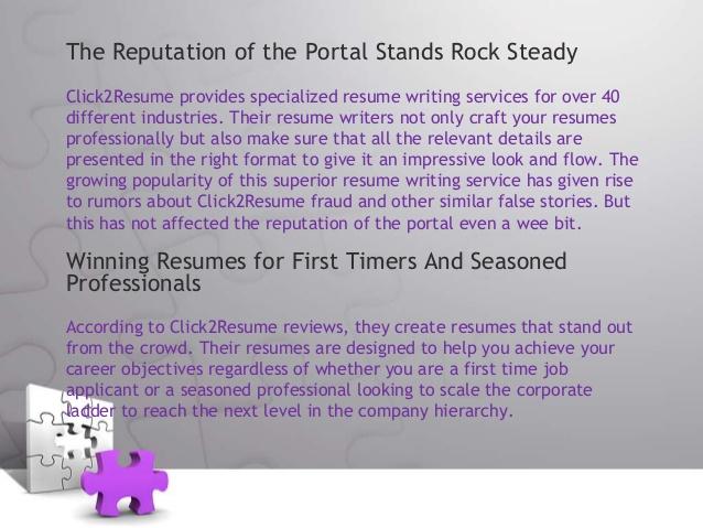 Guarenteed resume writing service
