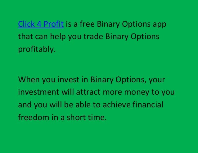 Easy profit binary option review