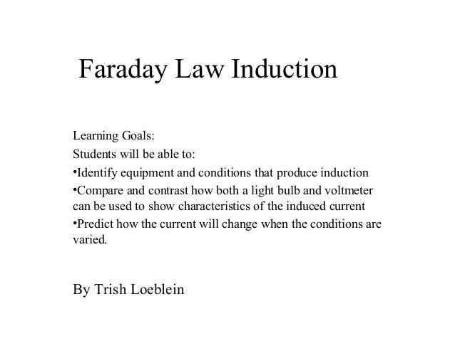 Clicker questions farady induction
