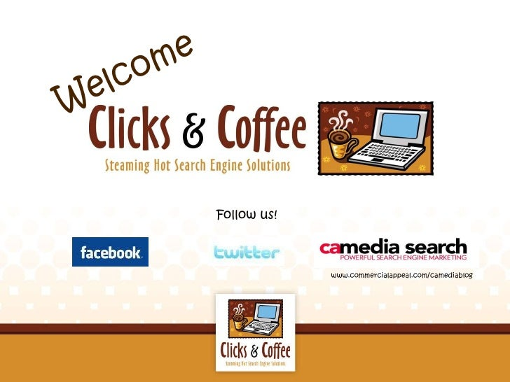Clicks and coffee