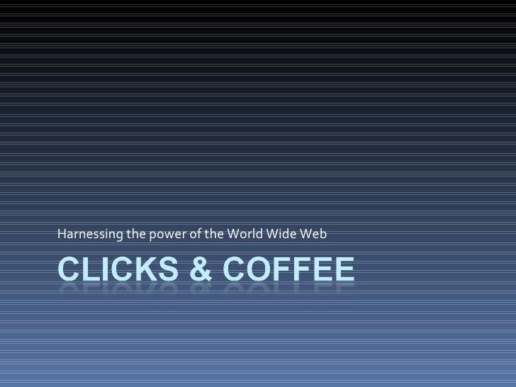 Clicks&Coffee