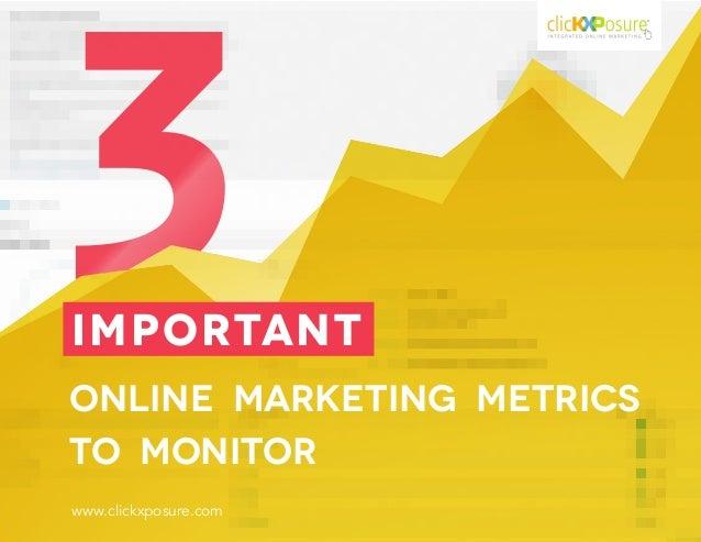 3 Important Online Metrics To Monitor   Analytics Monitoring