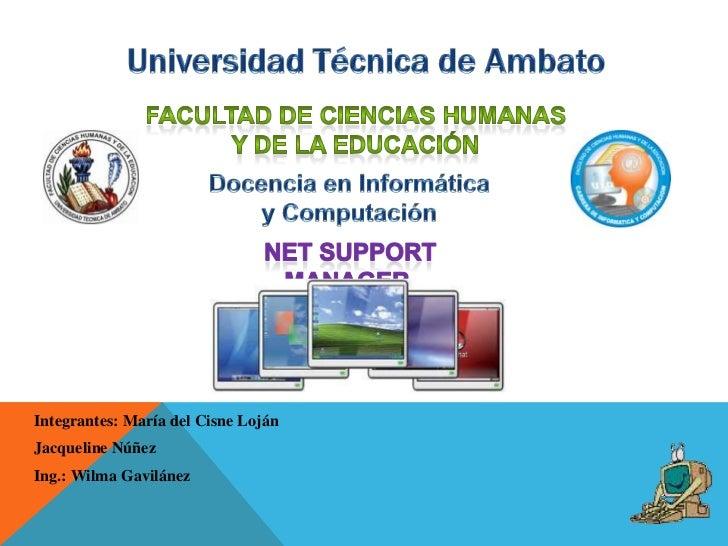 Universidad Técnica de Ambato<br /> Facultad de Ciencias Humanas<br /> y de la Educación<br /> Docencia en Informática <br...