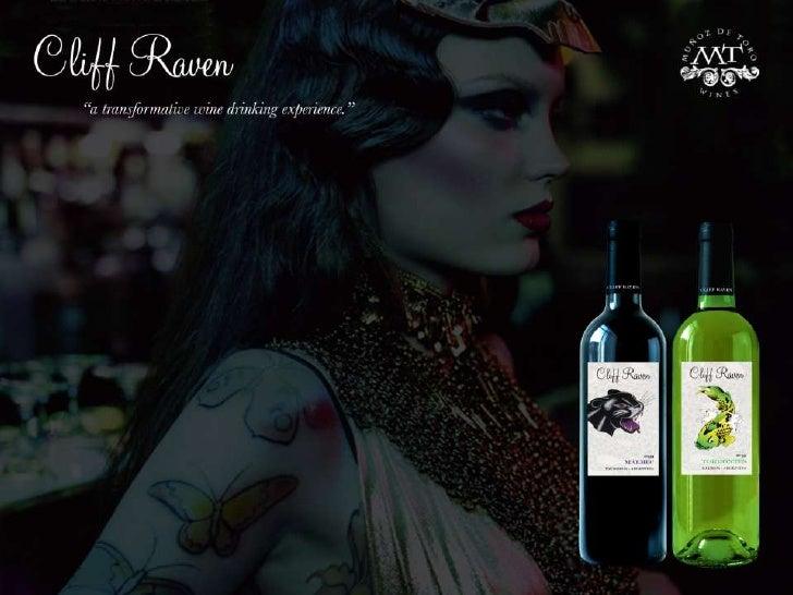 Cliff Raven Wine US Distributor Presentation