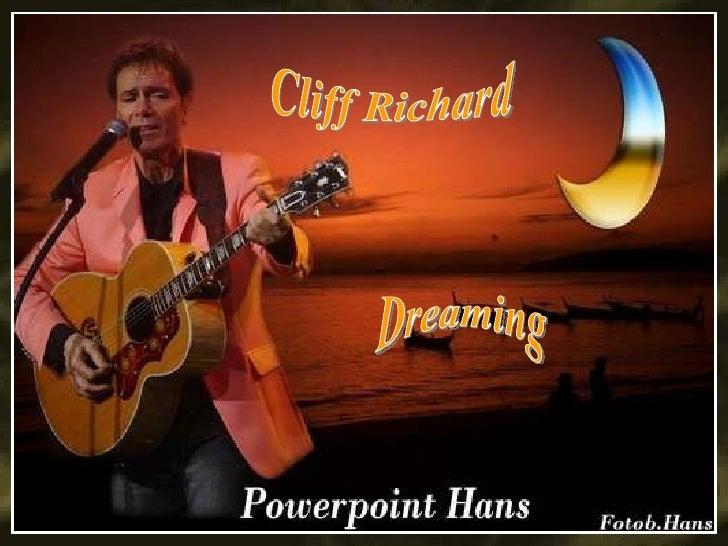 Cliff Richard Dreaming