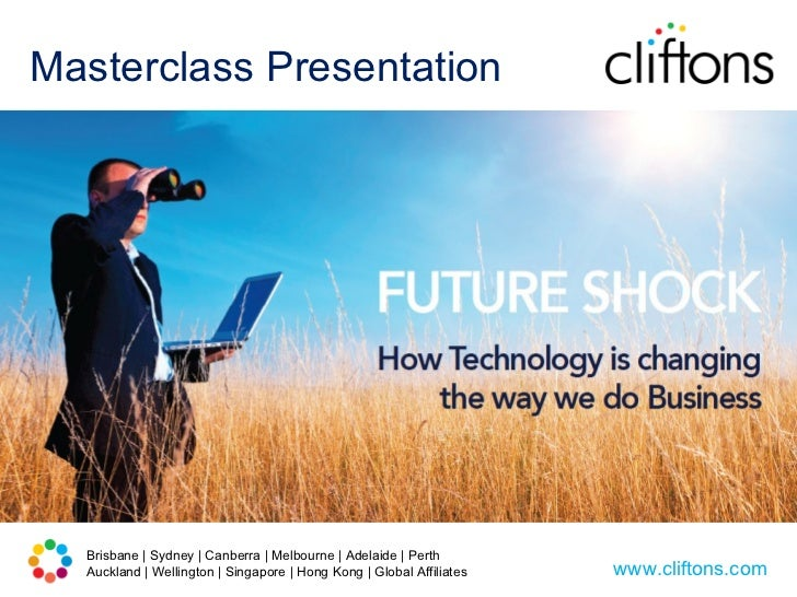 Masterclass Presentation  Brisbane | Sydney | Canberra | Melbourne | Adelaide | Perth  Auckland | Wellington | Singapore |...