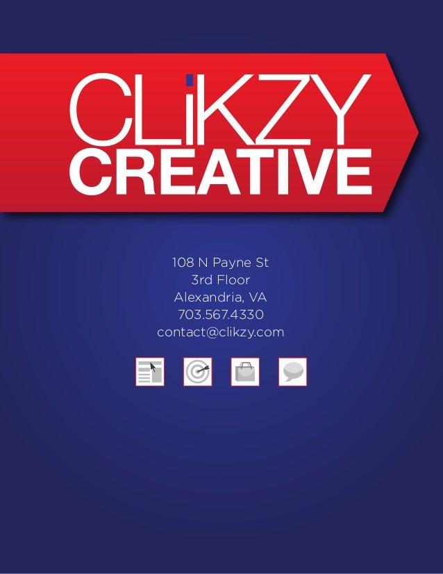 Clikzy Creative Company Guide 2012
