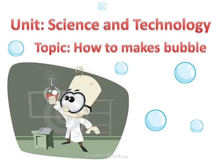Clil best bubble in the world