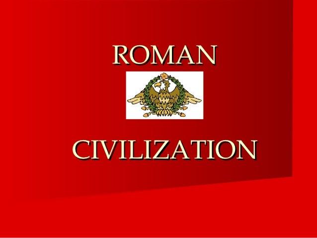 ROMANCIVILIZATION