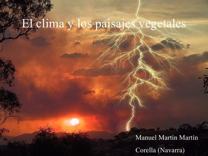 Climas Y VegetacióN