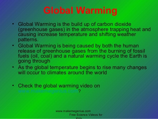 global warming definition description and causes What is global warming the planet is heating up—and fast causes and effects of climate change glaciers are melting, sea levels are rising.