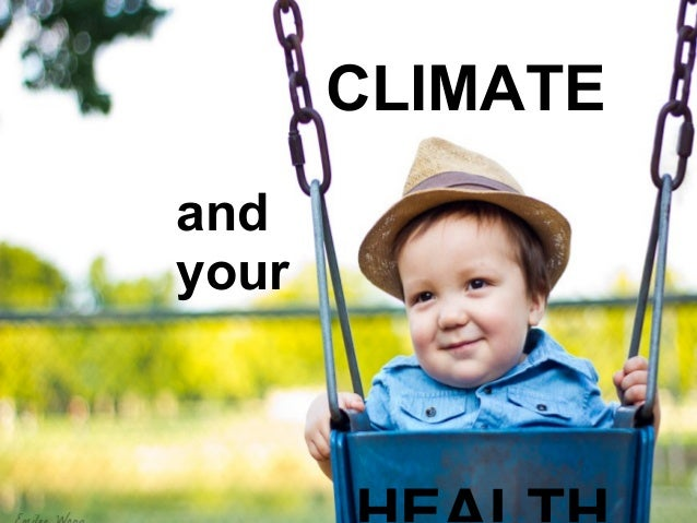 CLIMATE and your