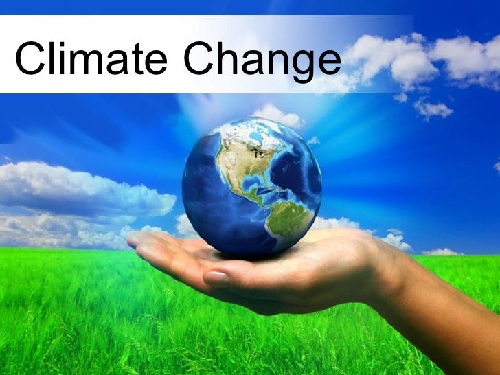 Free Powerpoint Templates Climate Change