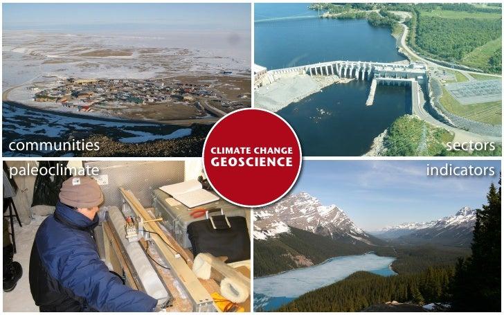 Climate Change Geoscience