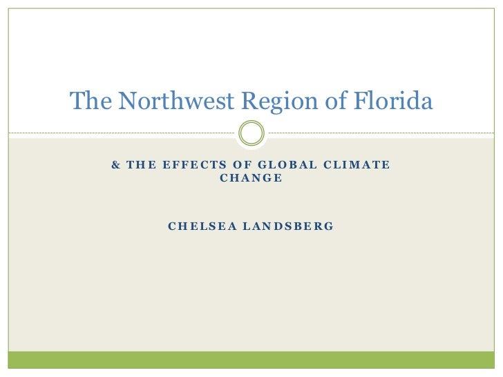 Northwest Florida Climate Change