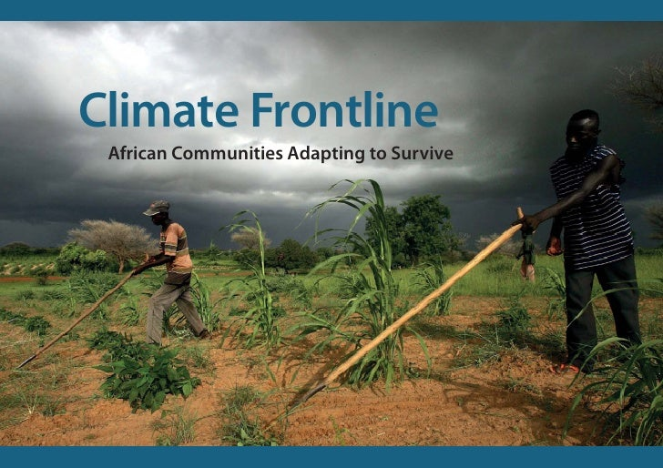 Climate Frontline  African Communities Adapting to Survive
