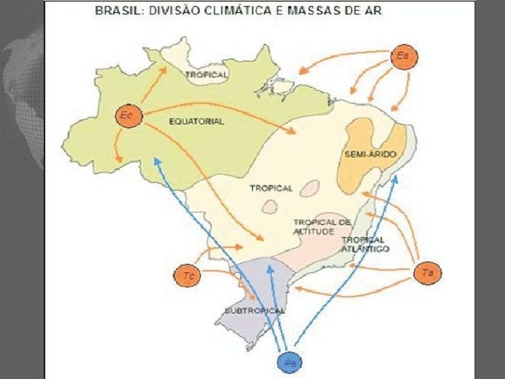 climatologia e biogeografia geral e do brasil - omas terrestres