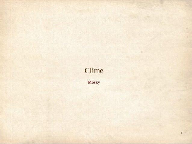 ClimeMosky        1