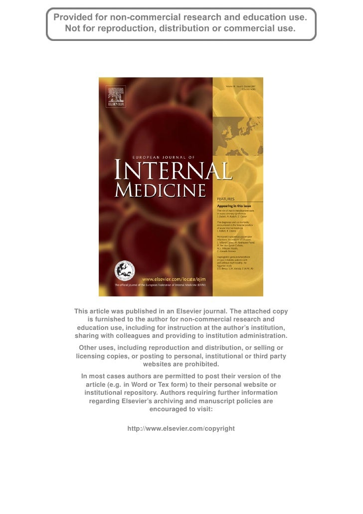 This article was published in an Elsevier journal. The attached copy     is furnished to the author for non-commercial res...