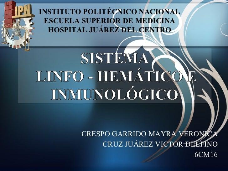 Clinica linfohematico